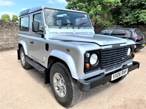 lovely 2006 Defender 90 TD5 County Station Wagon+just 71000m SOLD