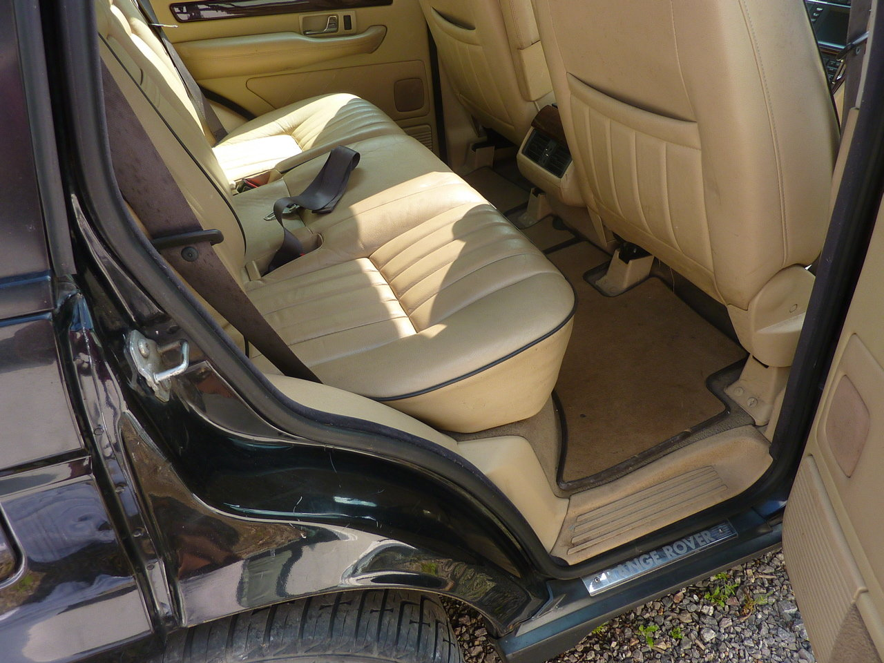 2002 Land Rover Range Rover P38 Classic For Sale (picture 3 of 6)