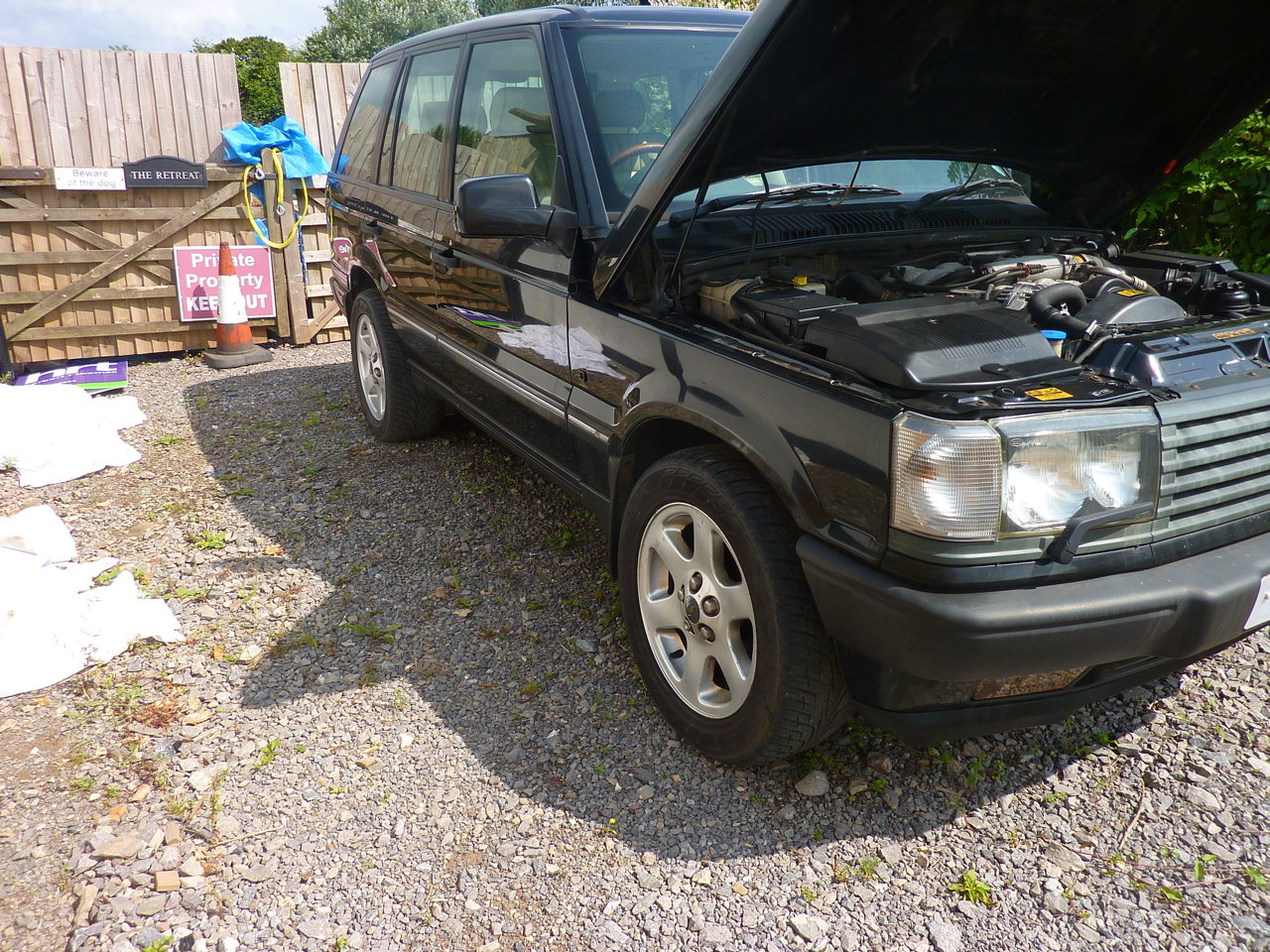 2002 Land Rover Range Rover P38 Classic For Sale (picture 5 of 6)