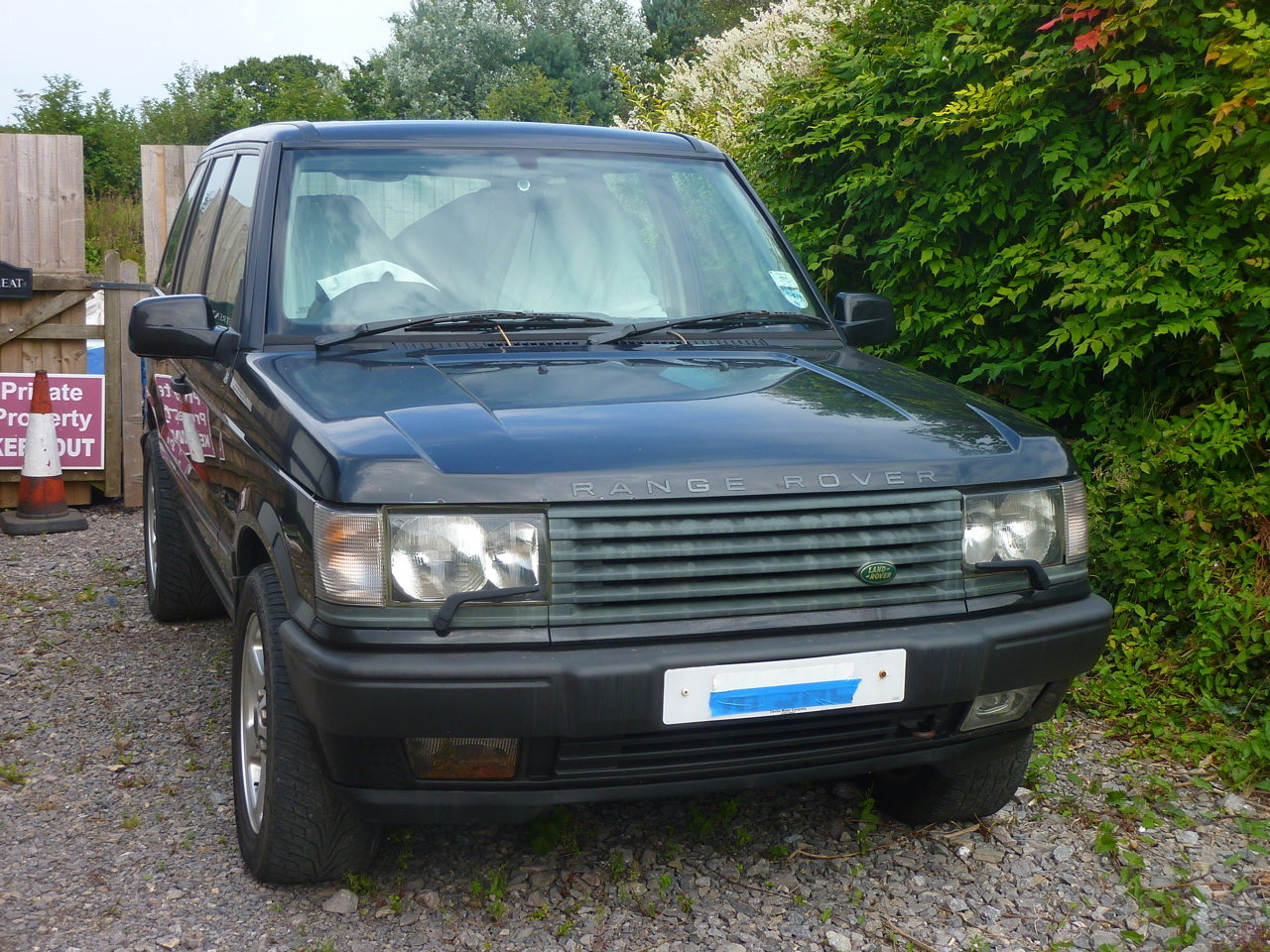 2002 Land Rover Range Rover P38 Classic For Sale (picture 1 of 6)