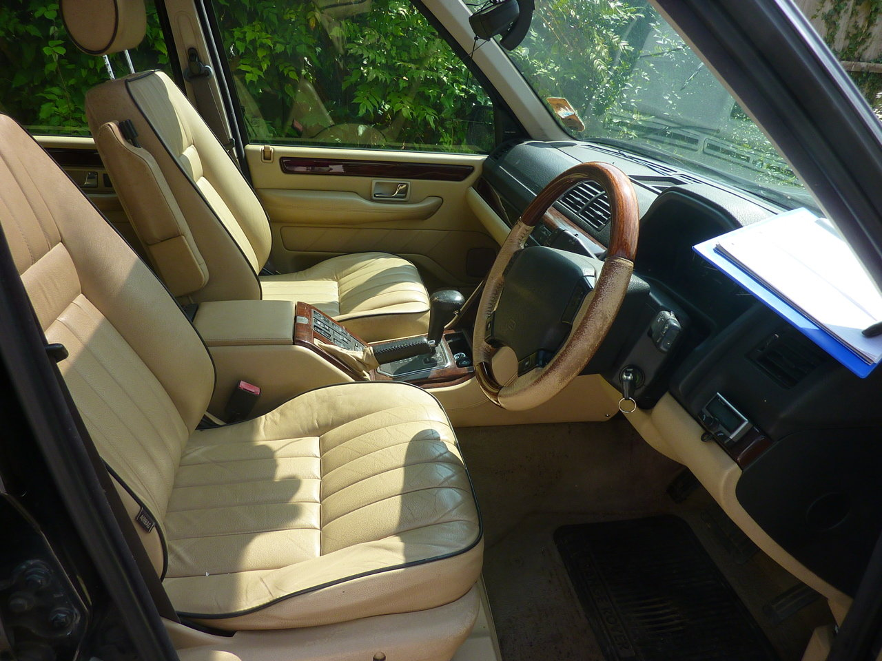 2002 Land Rover Range Rover P38 Classic For Sale (picture 2 of 6)