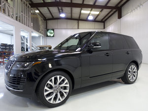2018 Land Rover Range Rover 5.0 Supercharged V8 For Sale