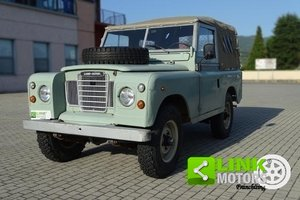 1981 Land Rover Defender III Serie ^^Targa Originale** For Sale