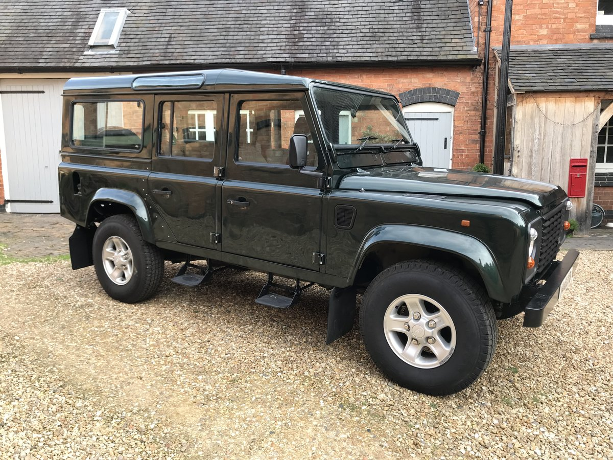 1994 Land Rover Defender 300tdi  USA Exportable For Sale (picture 1 of 6)