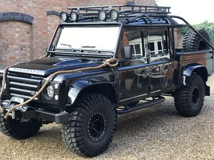 Land Rover Defender 130 200tdi  USA Exportable