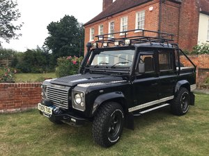 2005 Land Rover 110 Defender Twin Cab XS For Sale