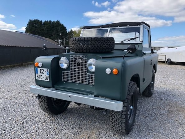1963 Land Rover ® Series 1,2 & 3 For Sale (picture 1 of 6)