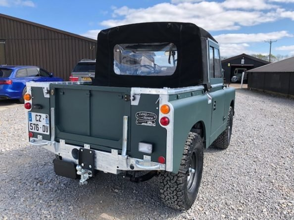 1963 Land Rover ® Series 1,2 & 3 For Sale (picture 2 of 6)