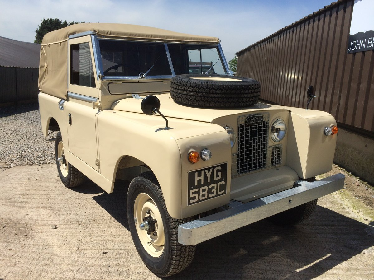 1963 Land Rover ® Series 1,2 & 3 For Sale (picture 6 of 6)