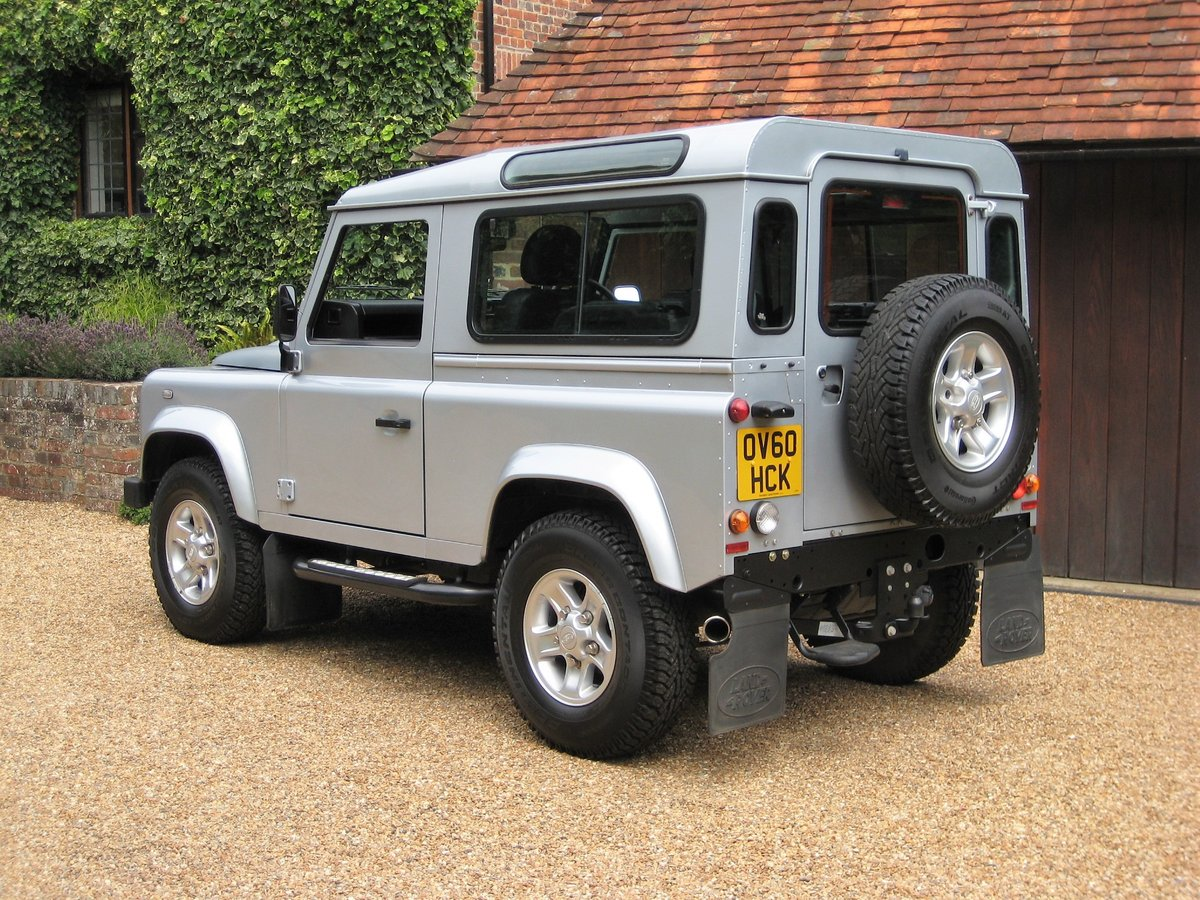 2010 Defender 90 2.4 TDI XS Just 12,000 Miles With 1 Owner For Sale (picture 6 of 6)