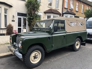 Landrover Series 3 109 - 2.6 6 Cyl **RARE*** 1979 For Sale