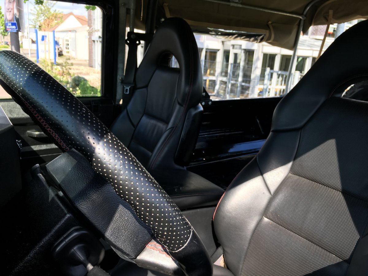 2012 Land Rover Defender SOFT TOP LHD    For Sale (picture 4 of 6)