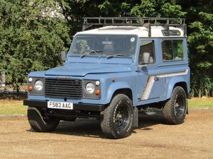 1988 Land Rover LR 90 4C SW at ACA 24th August  For Sale