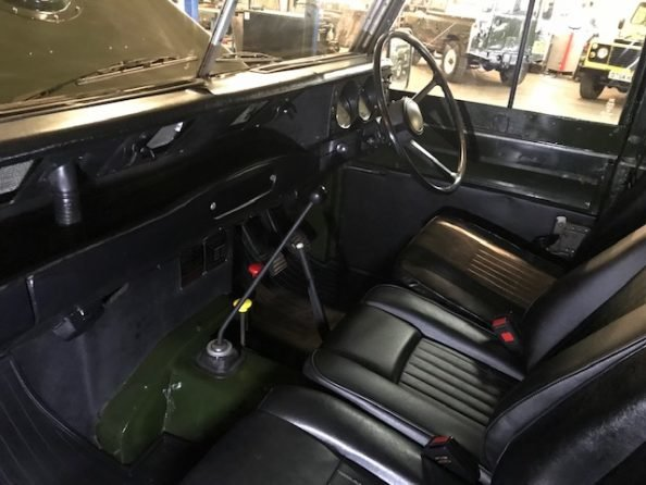 1975 Land Rover ® Series 3 *Galvanised Chassis Rebuild* (HBN) SOLD (picture 5 of 6)