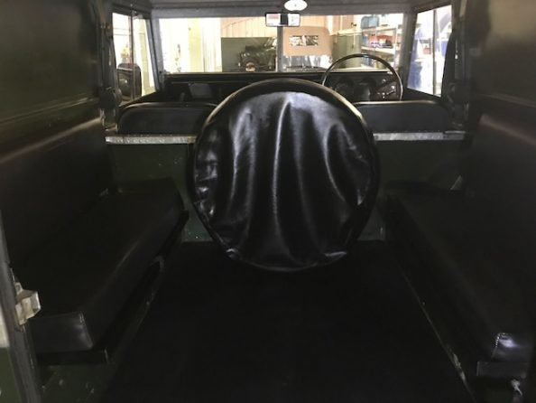 1975 Land Rover ® Series 3 *Galvanised Chassis Rebuild* (HBN) SOLD (picture 6 of 6)