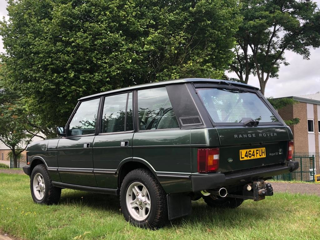 1994 Land Rover Range Rover Classic 3.9 Auto Vogue SE Soft D SOLD (picture 4 of 6)