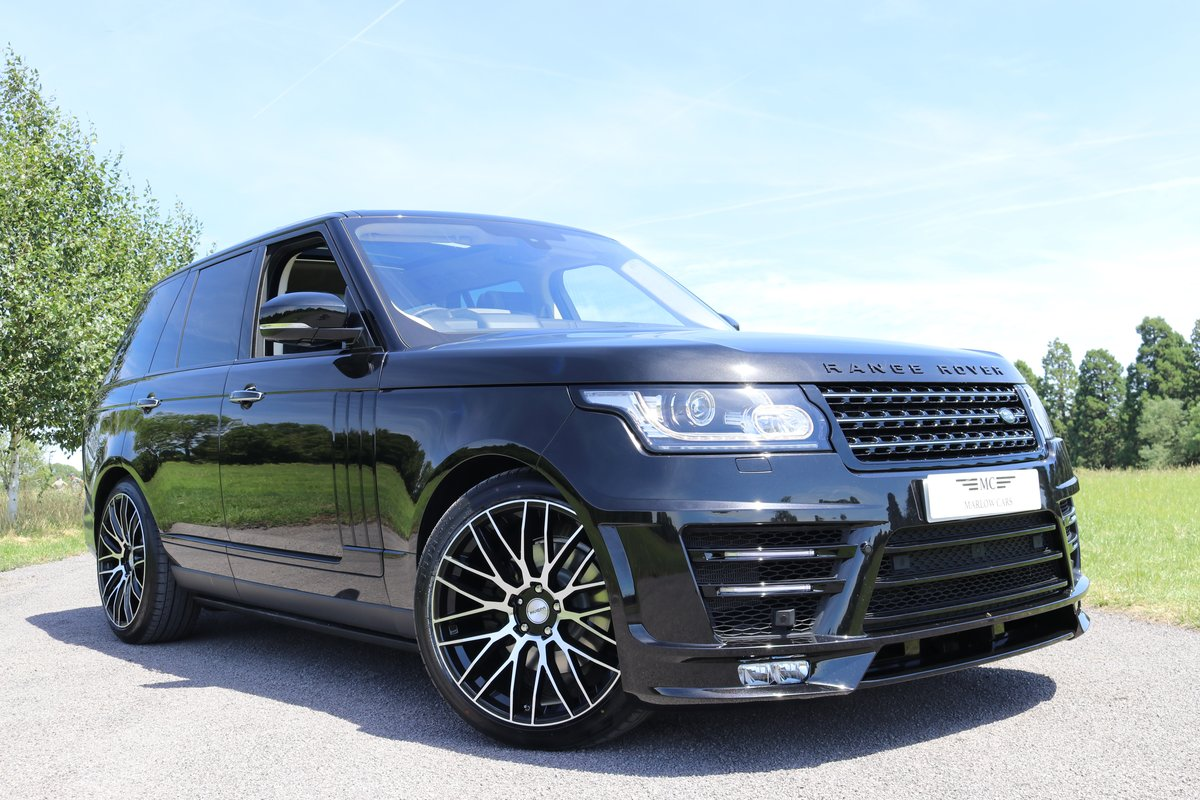2015 Range Rover 4.4 SDV8 AUTOBIOGRAPHY LWB For Sale (picture 1 of 6)