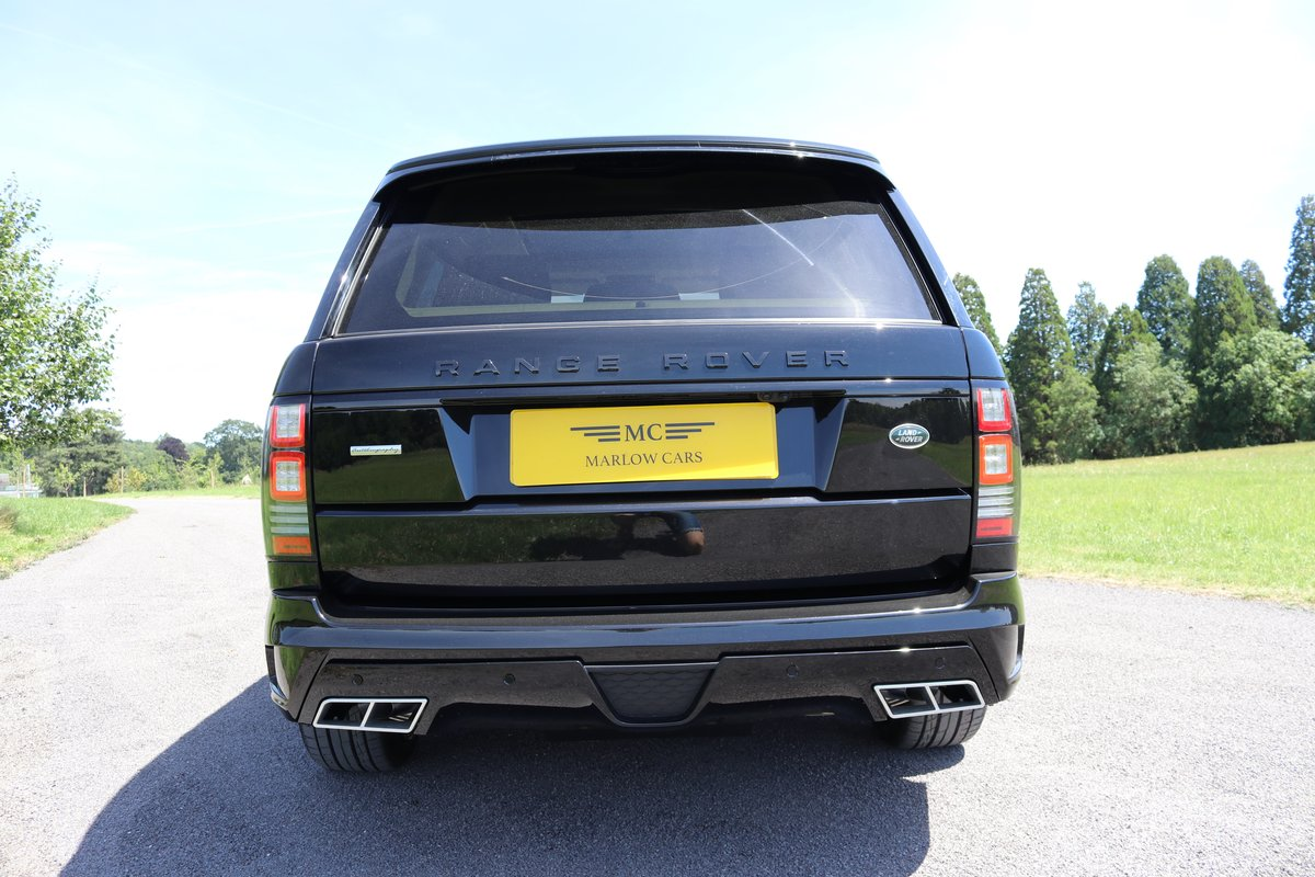 2015 Range Rover 4.4 SDV8 AUTOBIOGRAPHY LWB For Sale (picture 4 of 6)