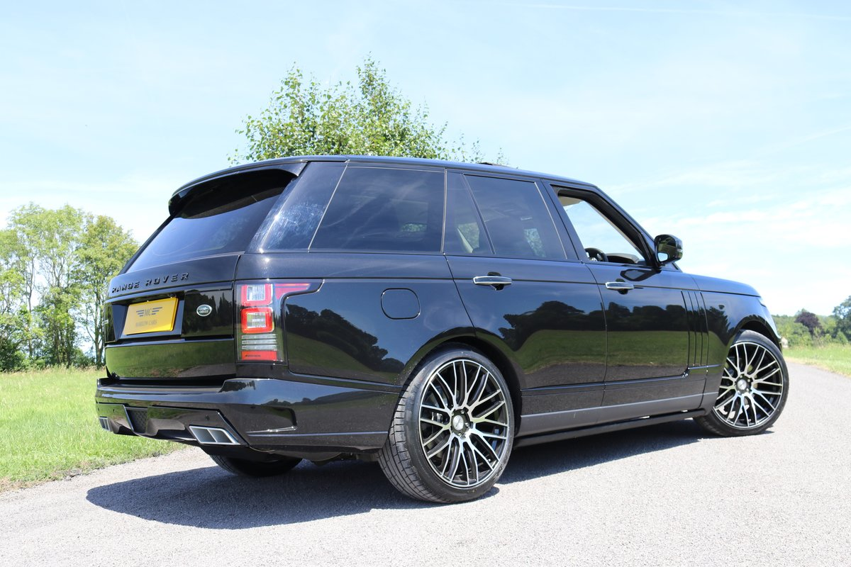 2015 Range Rover 4.4 SDV8 AUTOBIOGRAPHY LWB For Sale (picture 5 of 6)