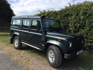 2001 Land Rover Defender 110 TD5 Station Wagon
