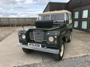 1977 Land Rover® Series 3 *MOT and Tax Exempt* (MTB) For Sale