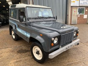 1985 land rover 90 petrol genuine county station wagon For Sale