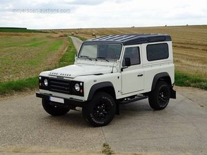 1989 LAND ROVER Defender For Sale by Auction