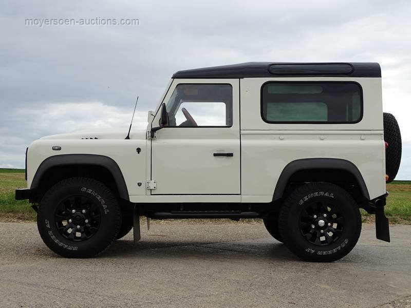 1989 LAND ROVER Defender For Sale by Auction (picture 2 of 6)