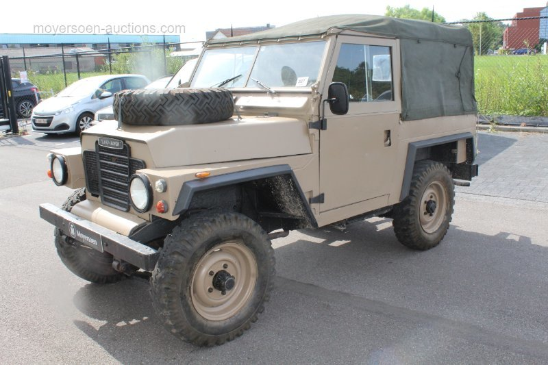 1975 LAND ROVER Series 3 Lightweight For Sale by Auction (picture 1 of 6)