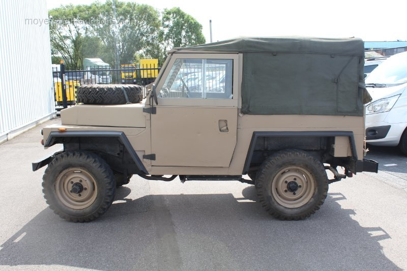 1975 LAND ROVER Series 3 Lightweight For Sale by Auction (picture 6 of 6)