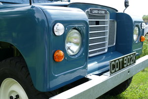 1971 Series 3 88 Fully restored Early 71 For Sale