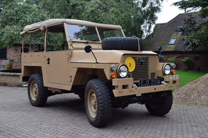1972  Landrover Lightweight Early model