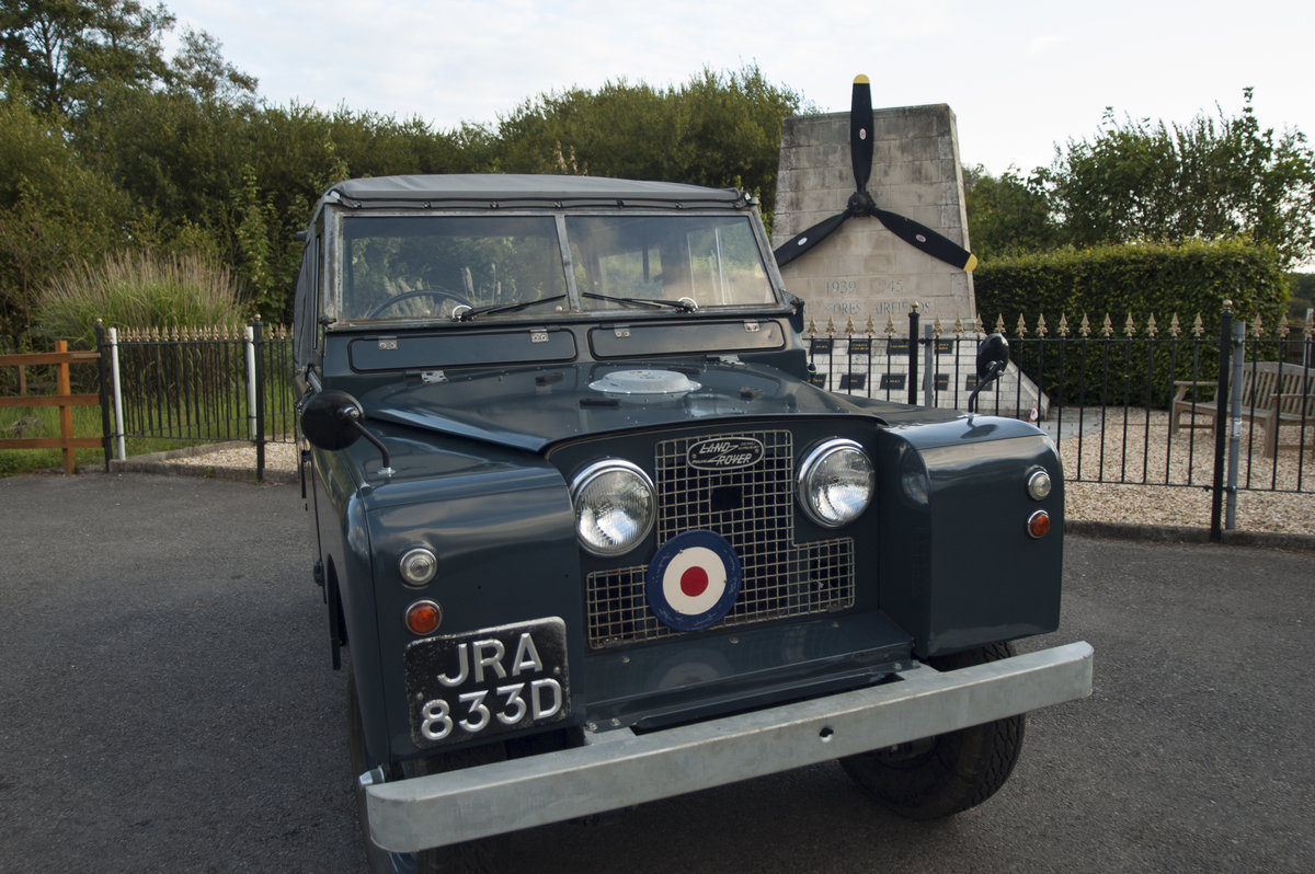 Picture of 1960 Land Rover Series 2 - Ex RAF (Rover Mk6 GP) For Sale