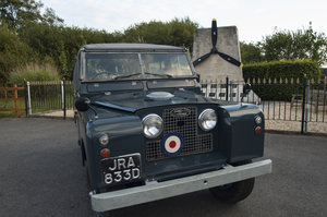 Picture of 1960 RAF Series 2 - Rover Mk6 GP