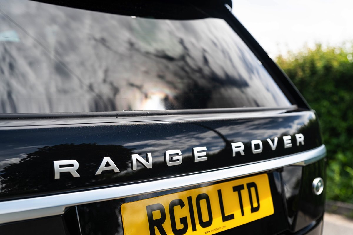 2018 (68) Range Rover P400e Autobiography For Sale (picture 4 of 6)
