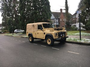 2002 Land Rover Defender Wolf For Sale