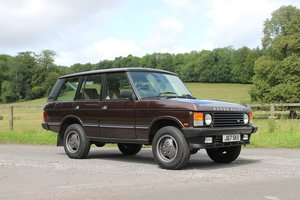 1992 Range Rover Classic 3.9 EFI *REDUCED* For Sale