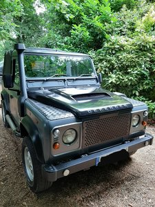 1994 Land Rover Defender 90 300tdi Solid rust free
