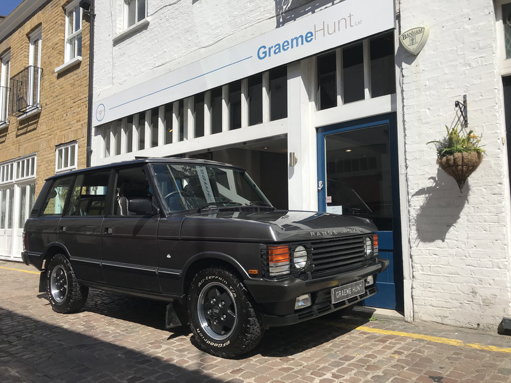 1993 Range Rover Classic Vogue LSE - Restored For Sale (picture 1 of 24)