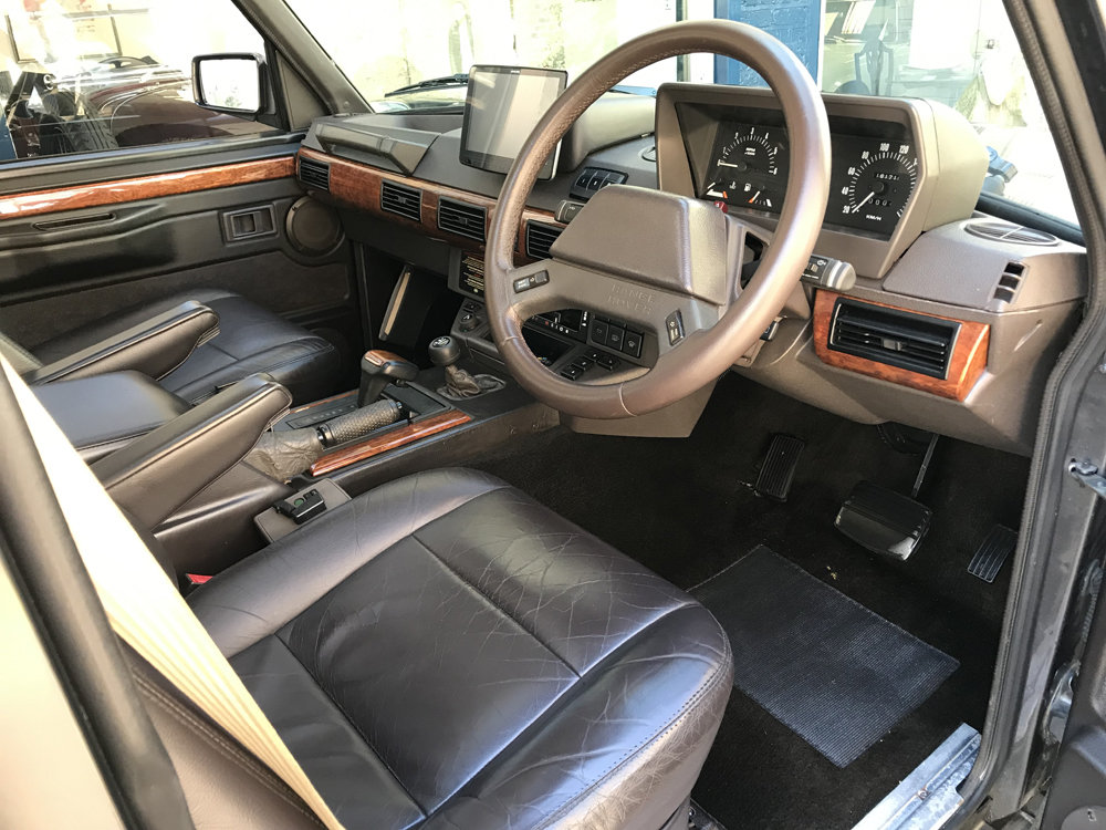 1993 Range Rover Classic Vogue LSE - Restored For Sale (picture 2 of 24)