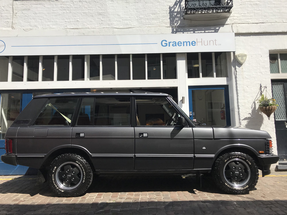 1993 Range Rover Classic Vogue LSE - Restored For Sale (picture 3 of 24)