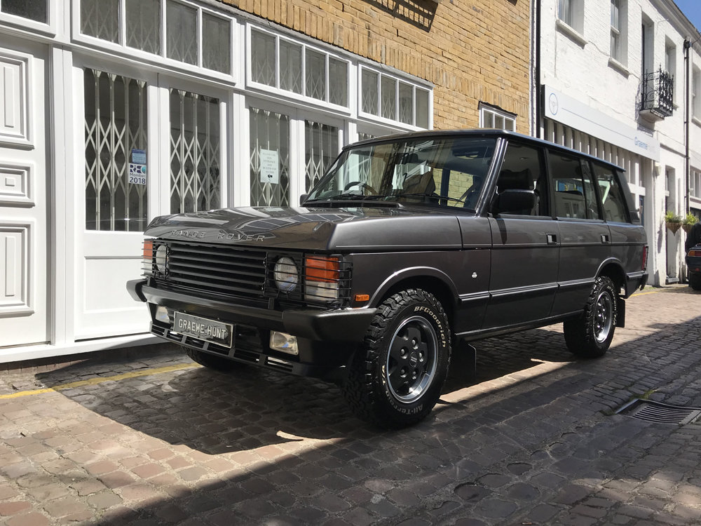 1993 Range Rover Classic Vogue LSE - Restored For Sale (picture 5 of 24)