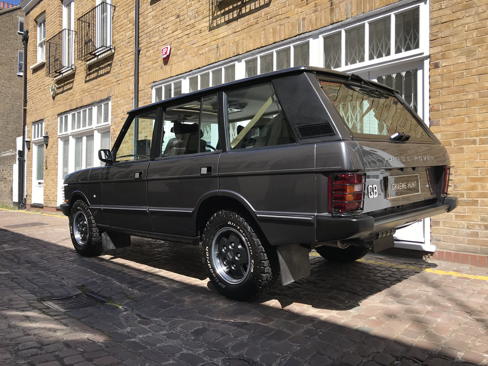 1993 Range Rover Classic Vogue LSE - Restored For Sale (picture 9 of 24)