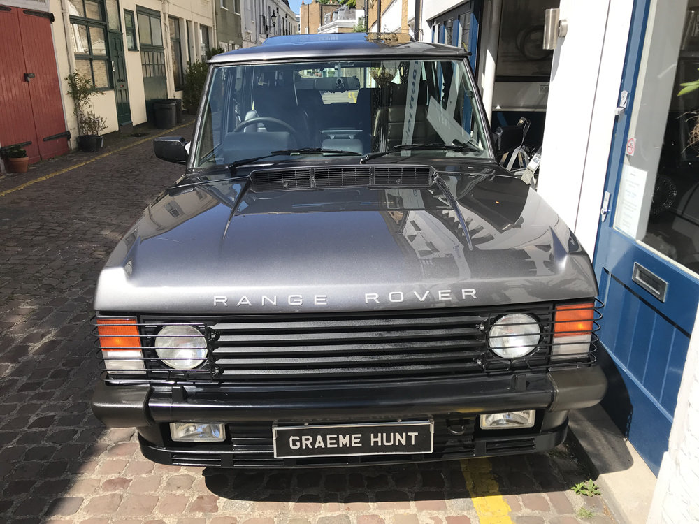 1993 Range Rover Classic Vogue LSE - Restored For Sale (picture 12 of 24)