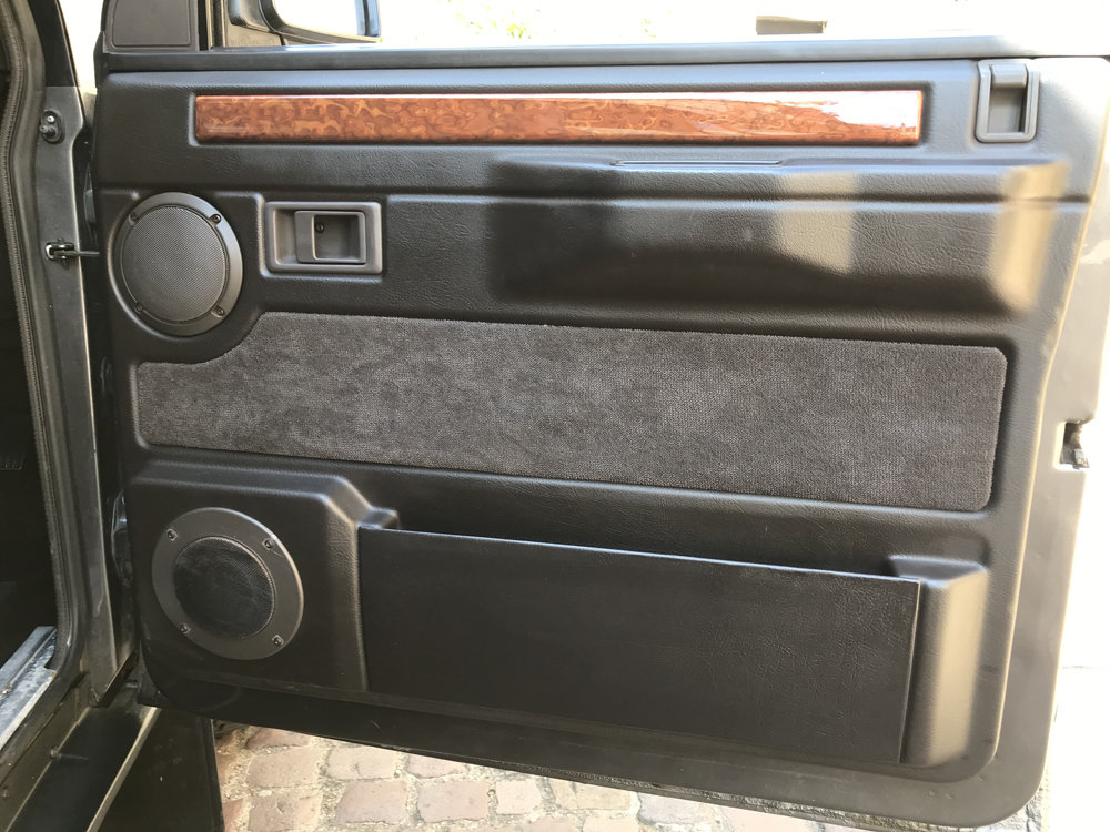 1993 Range Rover Classic Vogue LSE - Restored For Sale (picture 15 of 24)