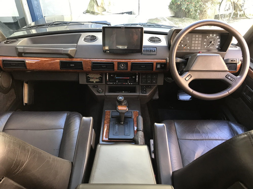 1993 Range Rover Classic Vogue LSE - Restored For Sale (picture 19 of 24)