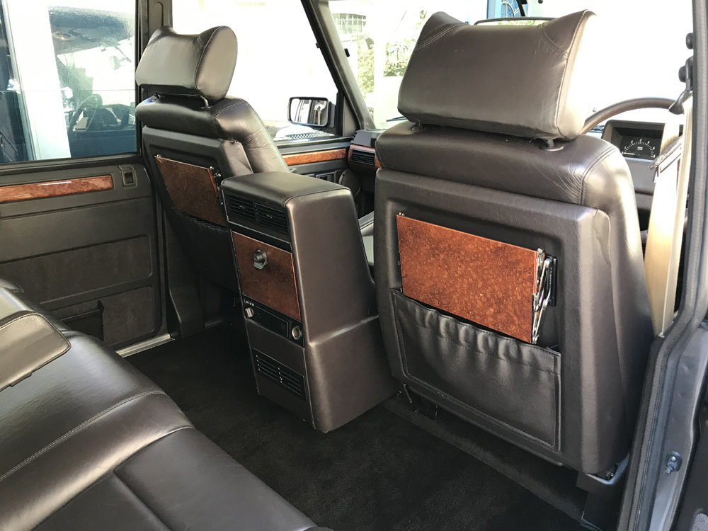 1993 Range Rover Classic Vogue LSE - Restored For Sale (picture 22 of 24)