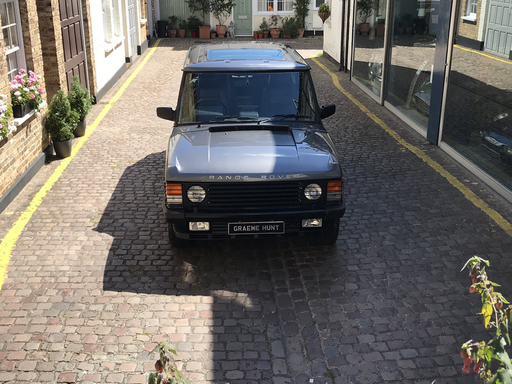 1993 Range Rover Classic Vogue LSE - Restored For Sale (picture 24 of 24)