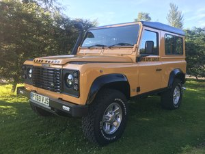 1996 Land Rover defender 90 300tdi full rebuild For Sale