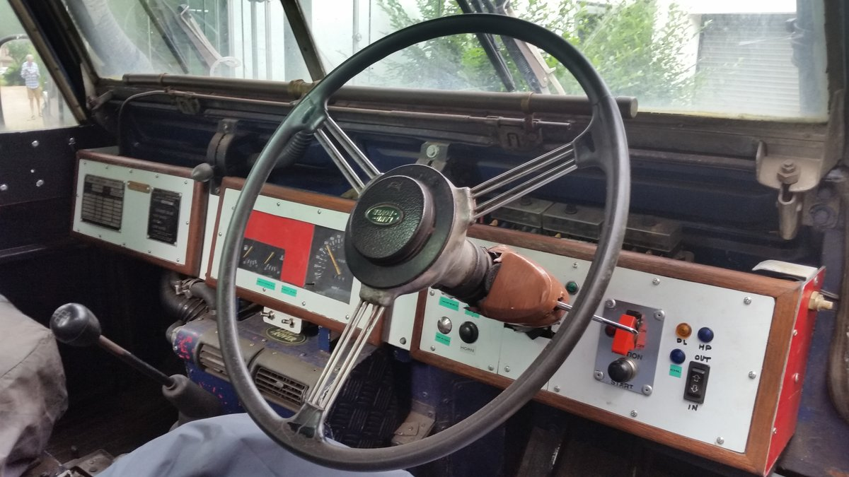 1965 Land Rover Series 2A Modified 'Green Lane' Project For Sale (picture 4 of 6)